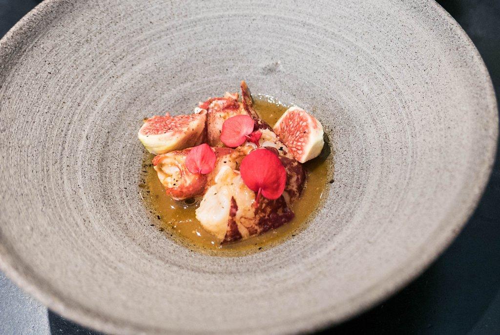 Lobster & figs